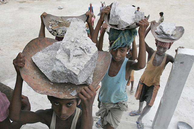 essay on child labour a social evil
