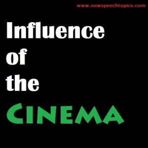 influence of cinema