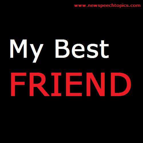 short essay of best friend