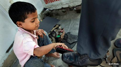 Child Labour in India Images