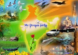 India of my dream essay topics