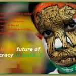 Essay on Indian democracy