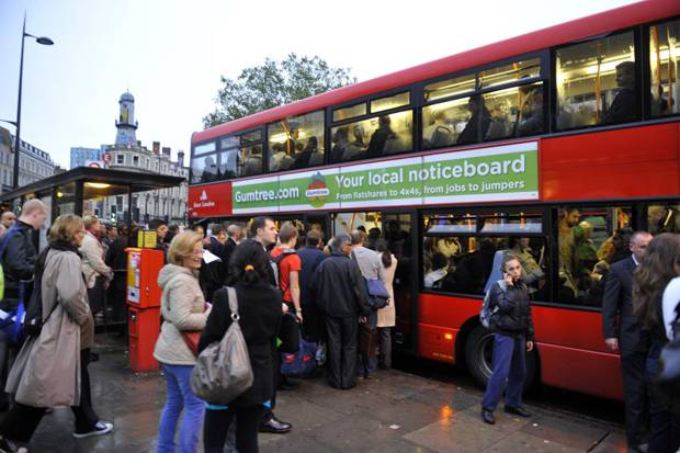 Essay topics on journey in a crowded bus
