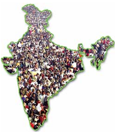 an essay on population explosion in india Population explosion – boon or bane india's population is termed as a young population as the average age of indian population is around 25-26 years.