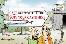 Short essay on Reservations and Caste Politics in India