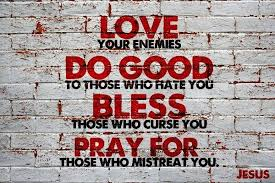 Love your enemies essay