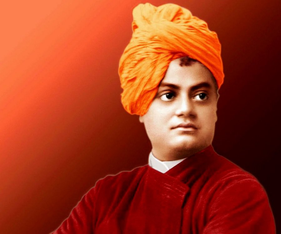 412 words essay on Swami Vivekananda