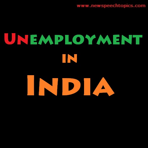 Essay Writing Topics Unemployment in India