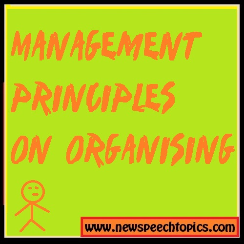 Principles of management unit 3 Organising Study Material download