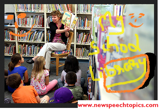 importance of school library